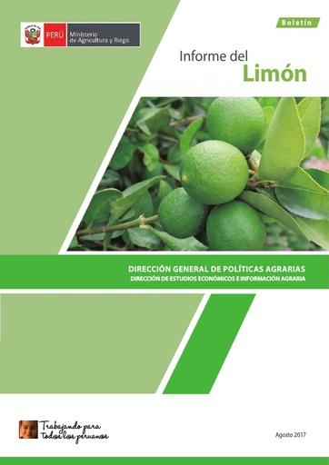 Informe del Limón
