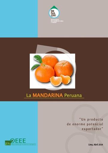 La MANDARINA Peruana
