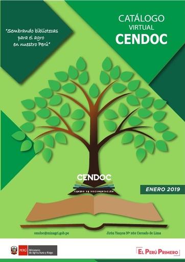 Catálogo Enero 2019